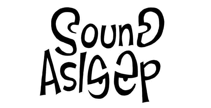 Logotipo del largometraje Sound Asleep